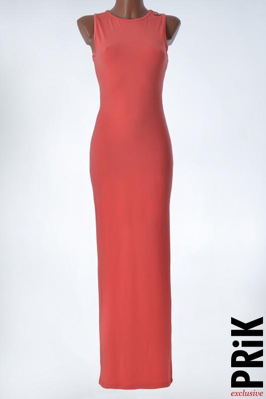 PRiK maxi haljina koral