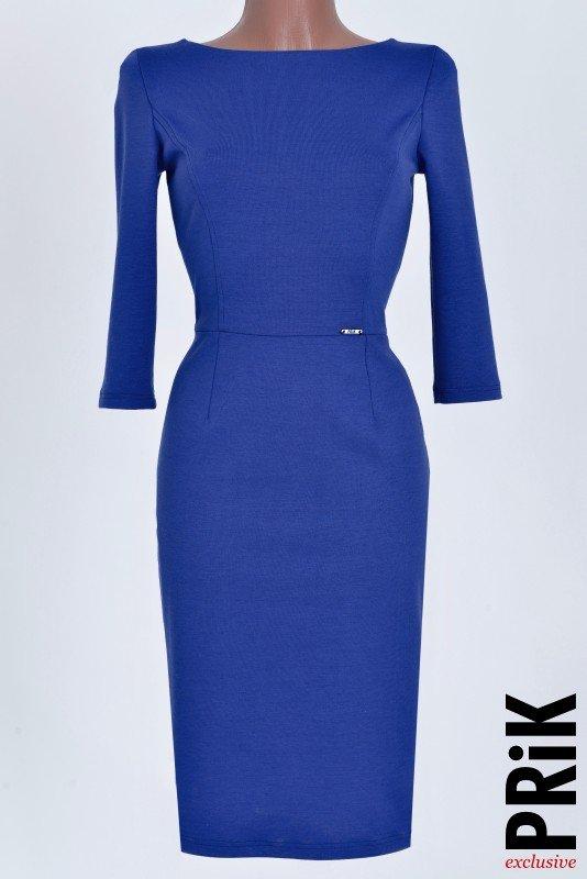 PRiK poslovna haljina sa 3/4 rukavima