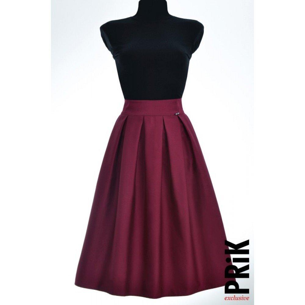 PRiK suknja sa faltama