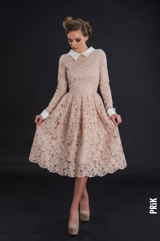 PRiK haljina čipka