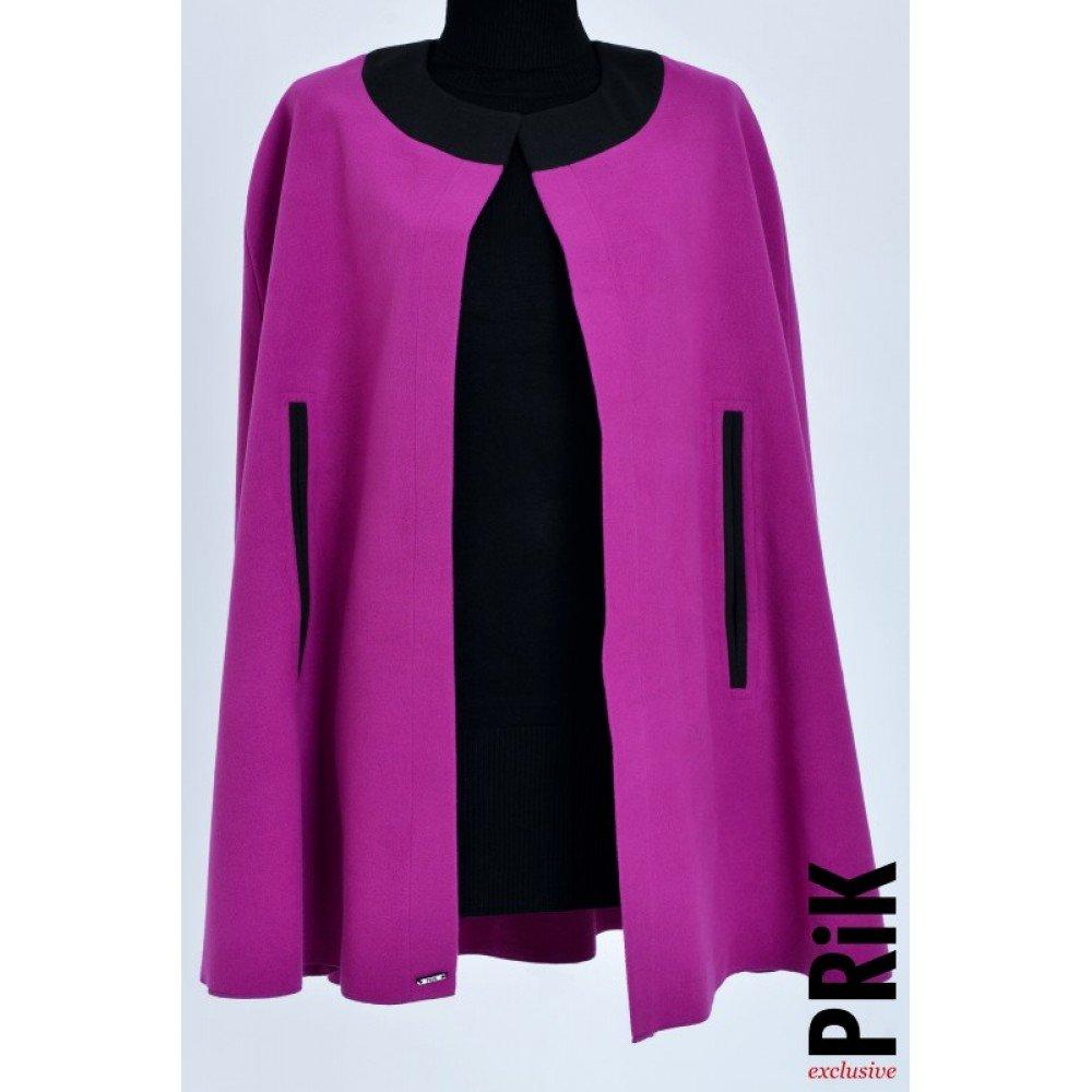 PRiK pelerina roze boje