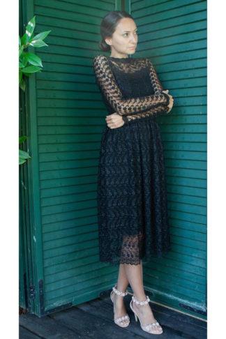 PRiK haljina 4329 od cipke
