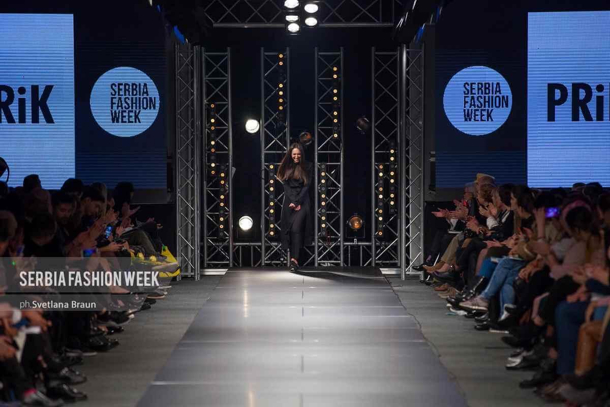 Pista, PRiK SS19 kolecija, Serbia Fashion Week
