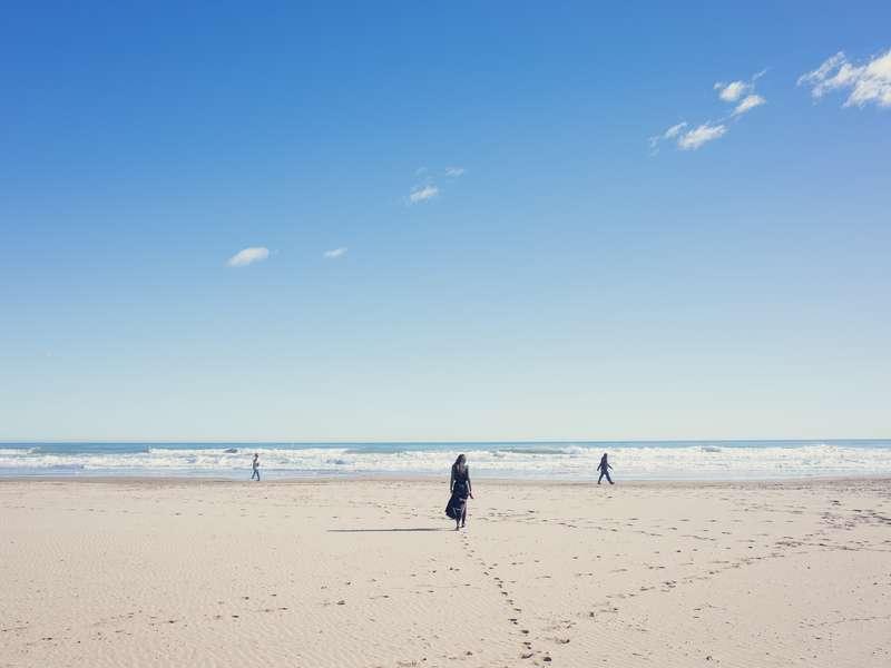 Velika plaža, Valencija, Španija