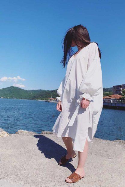 PRiK haljina vanile boje